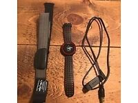 Garmin Forerunner 220 with Heart Rate Monitor (HRM)