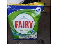 Fairy All in One 86 Dishwasher Tablets