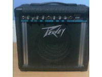 Peavey USA Made Rage 108 Practice Amp, 12w