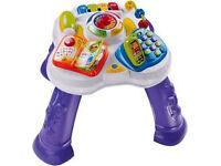 V-tech Play & Learn Activity Table