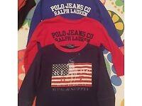 Polo Ralph Lauren tops