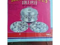 Stainless Steel Idle Pot