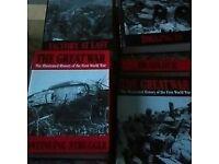 BARGAIN the great war books