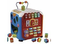 VTech Baby Infant Discovery Cube