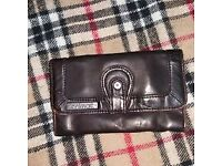 LADIES LEATHER PURSE FROM ANIMAL