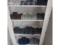 13 Men shirts- medium size