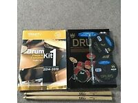 Drumming Beginners Bundle