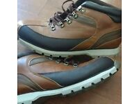 Mens boots sergio tacchini size uk10