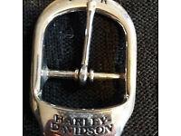 Genuine Harley-Davidson Belt Buckle