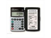 BRAND NEW Calculator STILL IN BOX Real Estate Master Amortization