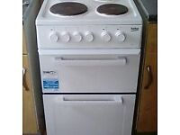 beko electric cooker 11 month old