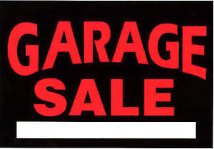 GARAGE SALE - 78 Meadowlands Blvd. Ancaster