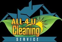Pro -cleaning services.