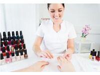 Nail technician / shop