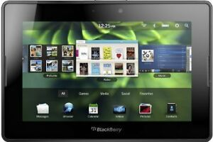 Blackberry Playbook 32GB Tablet Mint Condition - plus 2 cases