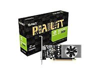 Palit Nvidia GeForce gt 1030 graphic card, new