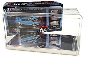 BRAND NEW 1:18 die cast or smaller display cases  p/u only