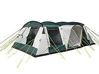 Sunncamp 8 person Triumph Platinum Tent