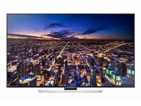 """Samsung 48"""" Series 7 HU7500 LED Full 3D Smart 4K UHD Ultra TV with remote and warranty"""