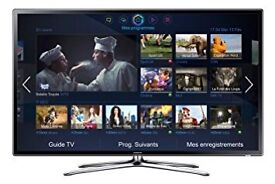 "Samsung 40"" led tv smart full hd 3D"