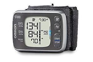 Omron® 7 Series Plus Wireless Wrist Blood Pressure Monitor with Bluetooth® Smart Technology