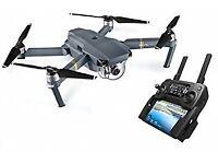 DJI MAVIC PRO drone FOR SWAPS