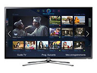 """BARGAIN SAMSUNG SERIES 6 UE40F6320, 40"""" Smart 3D Full HD TV with Built in WiFi and Freeview HD."""
