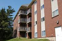 2 bedroom with a Balcony just off Main Ave