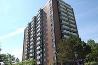 QUIET, SECURE BUILDING BY LAKE BANOOK & MIC MAC MALL! BALCONY!