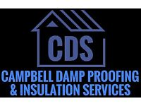Damp Proofing and Insulation Services