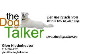 Affordodable Dog Walking, Dog Training and Pet Sitting.