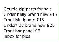 Couple zip bits for sale