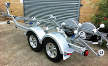 Aluminium Boat trailer to suit Fibreglass boats up to 6.7m Wangara Wanneroo Area Preview