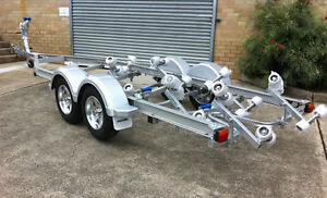Aluminium Boat Trailers suit boats up to 6.7m Wangara Wanneroo Area Preview
