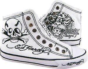 converse shoes used as headstones band devil inside