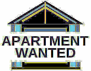 I'm Searching For Apartment - 1, 2 Bedroom or Bachelor Unit