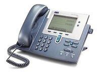 Cisco IP Phone 7940 x 4 handsets