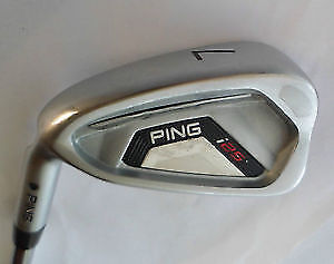 Left hand stiff Callaway Driver, Ping i25 irons, and more