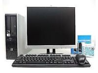 HP desktop pc everything needed