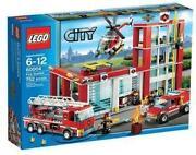 Lego Feuerwehr Hauptquartier