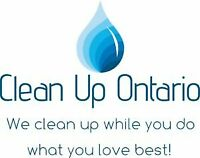 Eco-Friendly Professional Cleaning