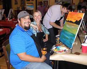 HOLIDAY STAFF OR CLIENT PAINT PARTY Kawartha Lakes Peterborough Area image 3