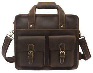 Vintage Leather Men S Travel Bags