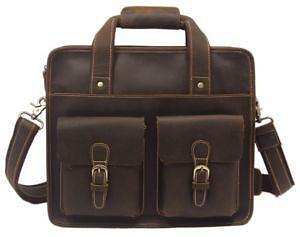 Leather Travel Bag | eBay