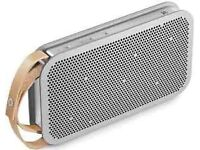 Bang&Olufsen beoplay A2 Bluetooth speakers(silver)