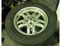 RANGE ROVER L322 GENUINE ALLOY WHEEL 18'' WITH TYRE