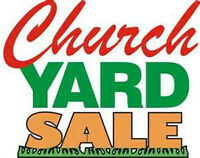 GIANT YARD SALE YOUTH FUNDRAISER