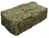 Small Square Hay Bales - Country/Farm Wedding Party Accessories