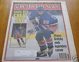 Vintage Hockey Newspapers - Estate Sale