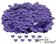 Heart Table Confetti